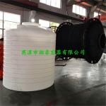 柏泰10吨塑料水箱 耐腐蚀加厚化工废水储存罐