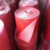 河北傲月 供应挡烟垂壁布风管软连接防火布防火阻燃硅胶布厂家