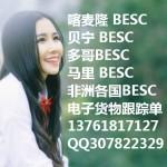 找谁申请喀麦隆BESC电子跟踪号