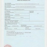 嘉兴 报关 商检 产地证 熏蒸品质健康证书 服装退税单 外汇