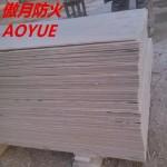 河北傲月玻镁板价格 组合式烟道作用防火板