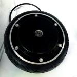 现货直供中菱科技机器人6.5寸轮毂无刷电机驱动器24v内置编