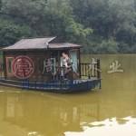 西安餐饮船周氏供应 旅游观光船杭州画舫船