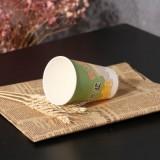 广告杯定做厂家_一次性纸杯设计