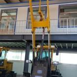 加长臂铲车 加高臂装载机 卸载高度4.5米 5米两种价格崔