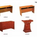 安康主席台桌价格 在郑州的河南锦晖实业能够买到满意的主席台桌
