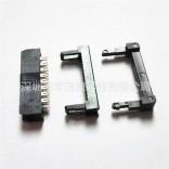 供应排线压线头26P压线头IDC三件式连接器镀金IDC双触点