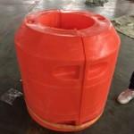 水电站拦污浮桶