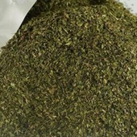 供应硒都恩施茶叶末绿茶粗茶片大量茶叶茶叶下脚料