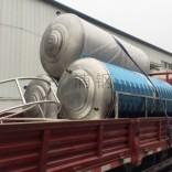 浦钢 不锈钢立式保温水箱 304不锈钢水塔 供水设备