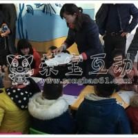 捷特普荣宝互动科技公司互动涂鸦-创意动画儿童游乐场设备