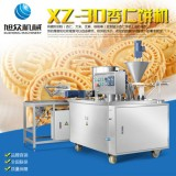 中山全自动米饼机 多功能杏仁饼机 阳江炒米饼机多少钱一台
