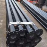 北京DN100双法兰球墨铸铁管每吨价格