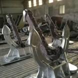 供应山东中运牌霍尔锚船锚等铸钢件