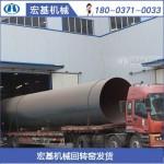 河南宏基矿山机械有限公司,泰州页岩陶粒生产线用到的设备