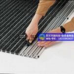 【普文地垫】擦脚垫定制加工平铺式铝合金除尘防尘地垫地毯,直接