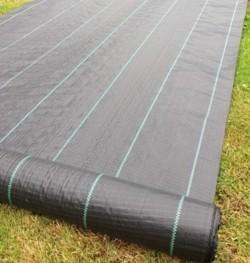 供应园艺地布防草布耐磨抗氧化抗腐蚀优质农用防草布