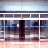 上海自动感应门维修 自动门道轨安装维修 定做玻璃自动门