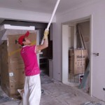 上海粉刷涂料旧房翻新 专业刷墙 批灰 旧房翻新 厨房卫生间防