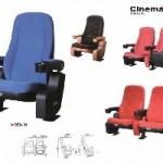 时尚外观质优的影院椅哪里有卖_太原影院椅