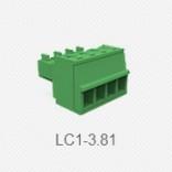 小间距3.81PCB直焊式端子连接器