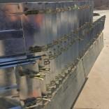 河北晨坤水泥发泡保温板包装机发泡砖生产设备用保温板切割片磨具