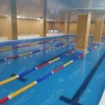 大型室内游泳池修建