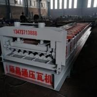 青海750横挂板设备彩钢瓦压瓦机河北顺昌通厂家直销