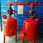 开封灌溉设备离心过滤器 砂石网式过滤器 批发自动反清洗过滤器