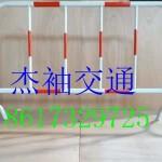 荔湾广场活动镀锌管黑黄铁马 广州红白铁马厂家直销临时移动铁马