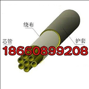 矿用聚乙烯束管10mm
