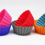 供应 优质硅胶蛋糕模 耐高温硅胶蛋糕模蛋糕杯 硅胶翻糖蛋糕模