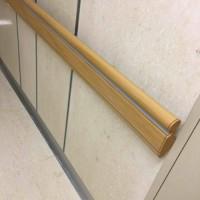 成都日本进口NAKA 纳咖医院走廊扶手 防撞扶手 PVC扶手