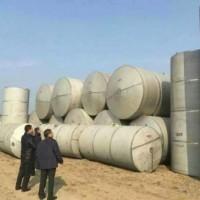 现货大量供应二手10立方/10吨全不锈钢304卧式/立式储罐