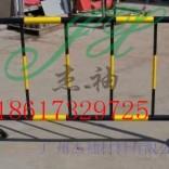 佛山安全防撞护栏铁马 广州道路安全铁马护栏 施工黄黑铁马价格