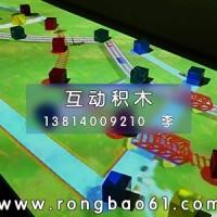 互动投影 主题乐园 儿童积木 室内儿童乐园