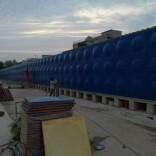 河北承德景区供应不锈钢保温水箱、不锈钢消防水箱、不锈钢组合水