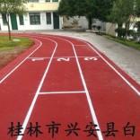 柳江塑胶跑道铺设公司,柳江塑胶跑道造价