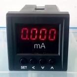 数显电流表48x48 直流mA毫安表 PA195I-DX1