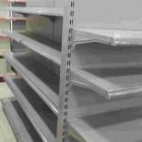 木质家具仓储货架超市货架烟酒货架钛合金货架直销