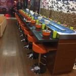 浙江台州旋转寿司设备怎么收费
