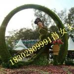 人物绿色雕塑造型,仙女造型,雕塑定做批发厂家直销!