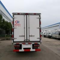 贵港4.2米冷藏车图片