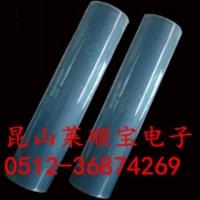灰色防静电保护膜  PE低粘防静电保护膜