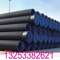 HDPE双壁波纹管安装说明河南双壁波纹管厂家
