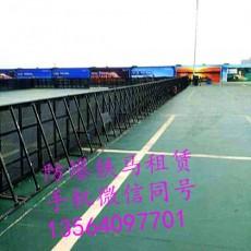 上海黑色音乐节铁马租赁120商业专用设备