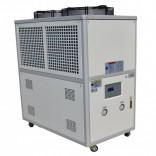 全国真空行业配套冷水机供应商 3HP风冷式冷水机