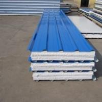 供甘肃兰州彩钢岩棉复合板和定西彩钢岩棉板