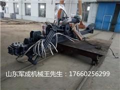 钢厂专用开口机高炉开口机研发与维修山东开口机厂家直销