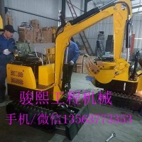 四川多功能小型农用挖掘机履带式挖掘机挖土机小吨位挖掘机